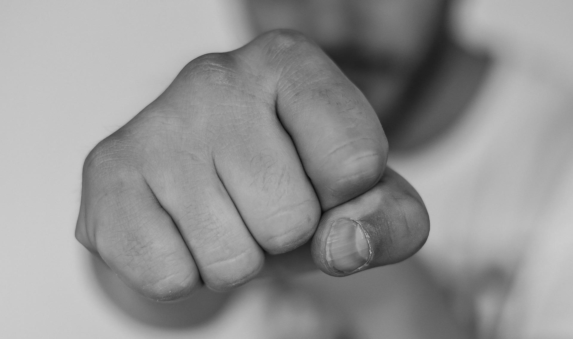 Rage fist